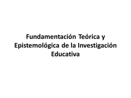 BISQUERRA INVESTIGACION DELA RAFAEL EDUCATIVA PDF METODOLOGIA
