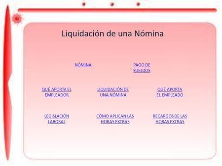 Video Liquidacion De Nomina Excel Ppt Descargar
