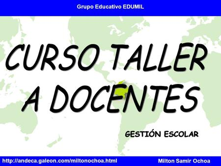 Grupo Educativo EDUMIL