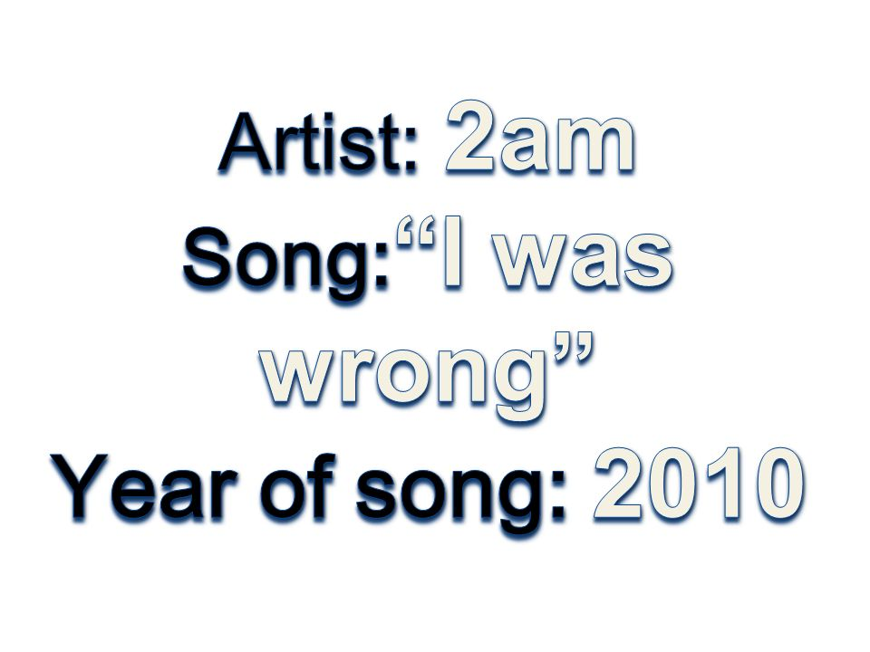 2am Hometown: Seoul, Republic of Korea Dates of birth: 1986, 1987, 1989, 1991 Genre: K-pop, boy band