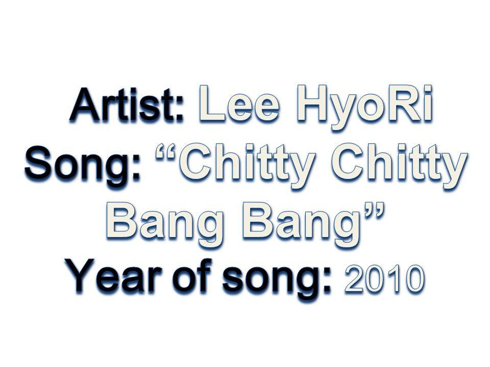 Lee Hyo-Ri Hometown: Cheongwon, Republic of Korea Date of birth: May 10, 1979 Genre: K-pop