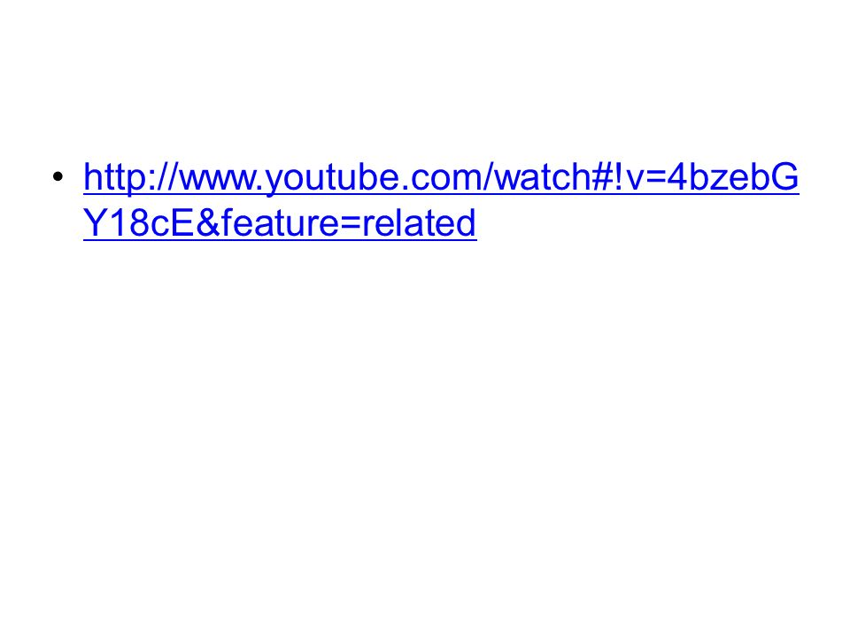 http://www.youtube.com/watch?v=jQ_Exkfc Bao&feature=related