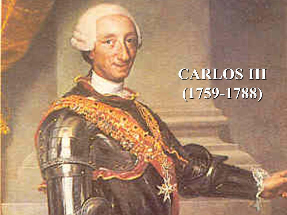 CARLOS IV (1788-1808)