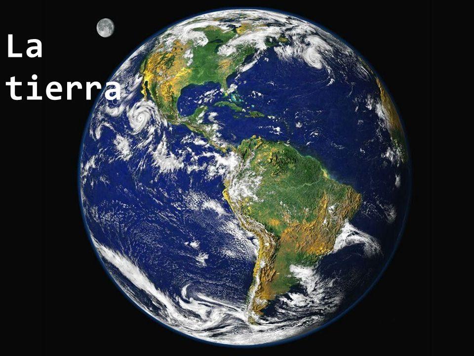 El origen Se calcula que la Tierra tiene 4.650 millones de años.