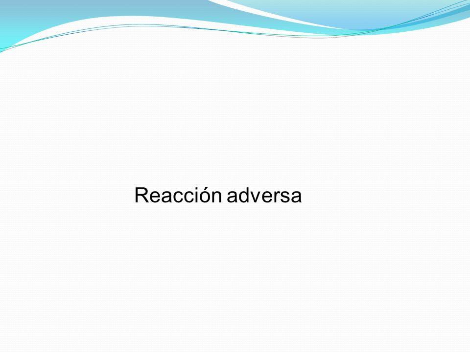 Fiebre (Mas de 1C sin causa conocida) Corroborar Nombre del Paciente Grupo y Rh del Paciente Grupo y Rh de la unidad Se detecta error Reacción Hemolítica Aguda