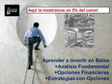 Libro Opciones Binarias Espaol - CNN en Espaol