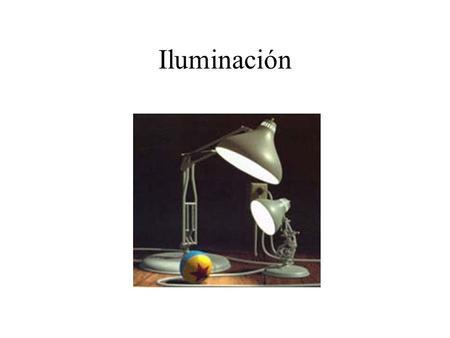 1. 2 INTRODUCCIÓN Los modelos de iluminación simples ... - photo#32