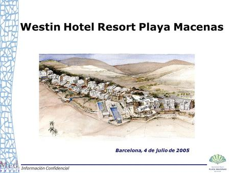Westin Hotel Resort Playa Macenas