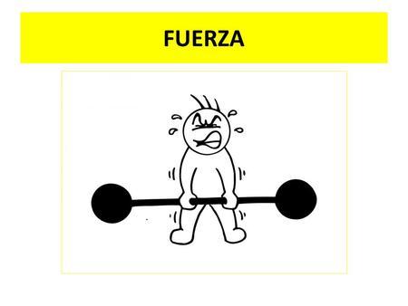 La fuerza ppt descargar for Fuera definicion