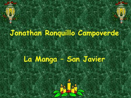 Jonathan Ronquillo Campoverde