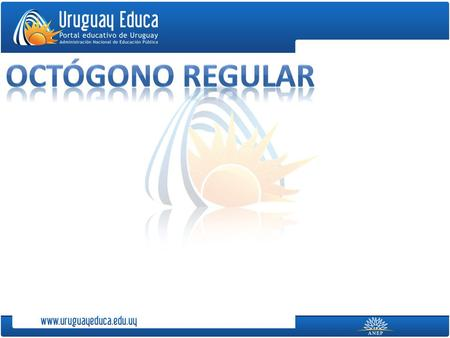 Octógono regular Volumen Capacidad.