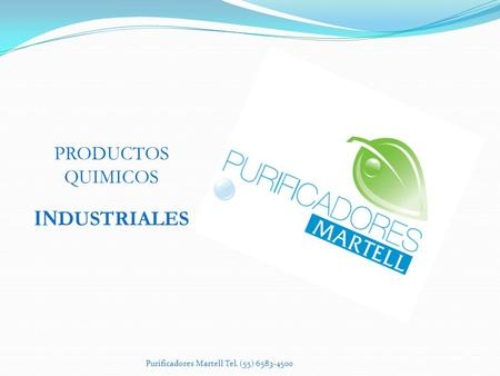 INDUSTRIALES PRODUCTOS QUIMICOS