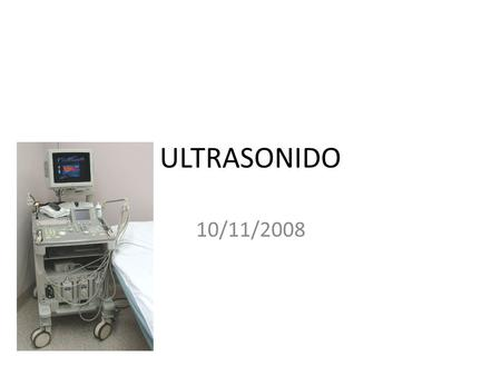 ULTRASONIDO 10/11/2008.