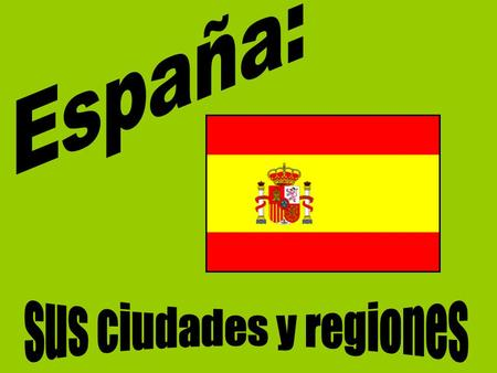 Spain is to Mexico (and the rest of the Spanish-speaking world) as England is to the United States.