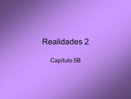 realidades 3 guided practice answers