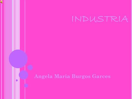 INDUSTRIA Angela Maria Burgos Garces. CHOCOLATES JET.