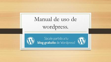 Manual de uso de wordpress.. Encontrar enlaces rotos en WordPress con Broken Link Checker. Normalmente, en nuestros post solemos enlazar otros blogs,
