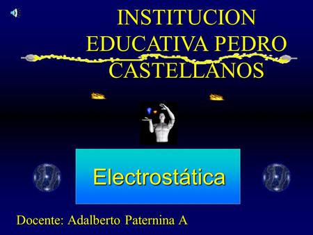 INSTITUCION EDUCATIVA PEDRO CASTELLANOS