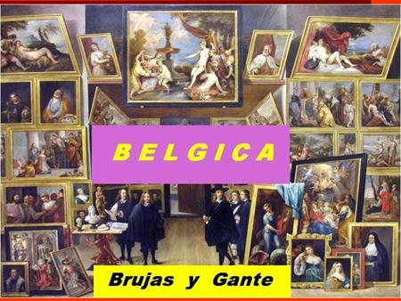 Brujas es la capital de la región belga de Flandes Occidental