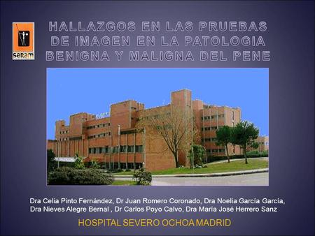 HOSPITAL SEVERO OCHOA MADRID