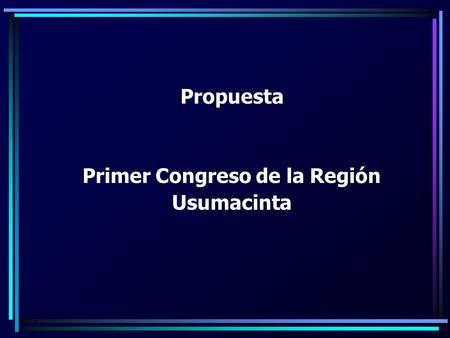 Propuesta primer congreso de la regi n usumacinta en for Importancia economica ecologica y ambiental de los viveros forestales