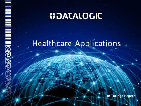 Healthcare Applications Juan Torrego Hagens. Healthcare Applications 2.