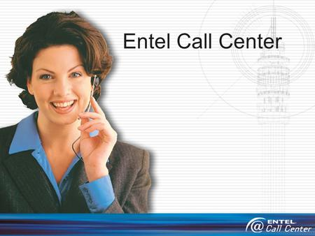 Entel Call Center.