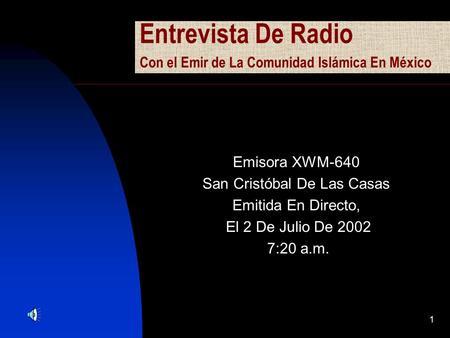 emisora ecuatoriana directo: