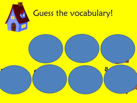 Guess the vocabulary!.