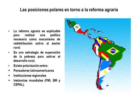 Reforma agraria colombiana