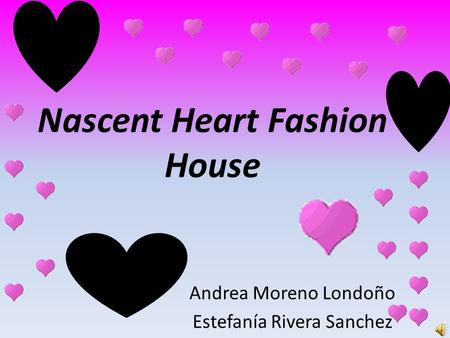 Nascent Heart Fashion House