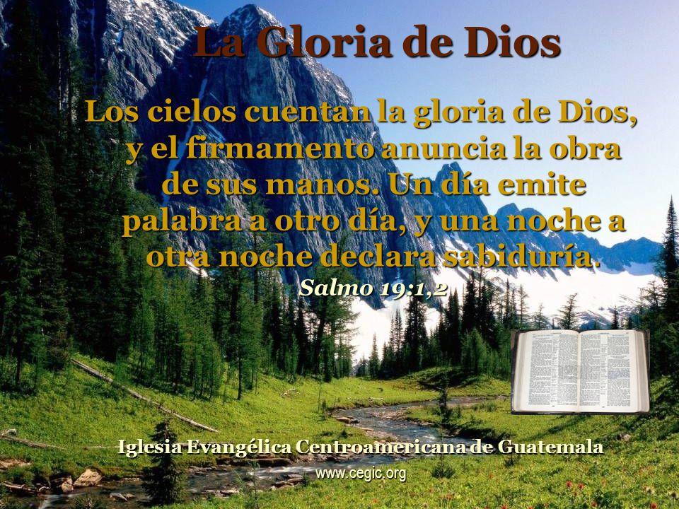 LA BONDAD DE DIOS Bendeciré a Jehová en todo tiempo; su alabanza estará de continuo en mi boca.