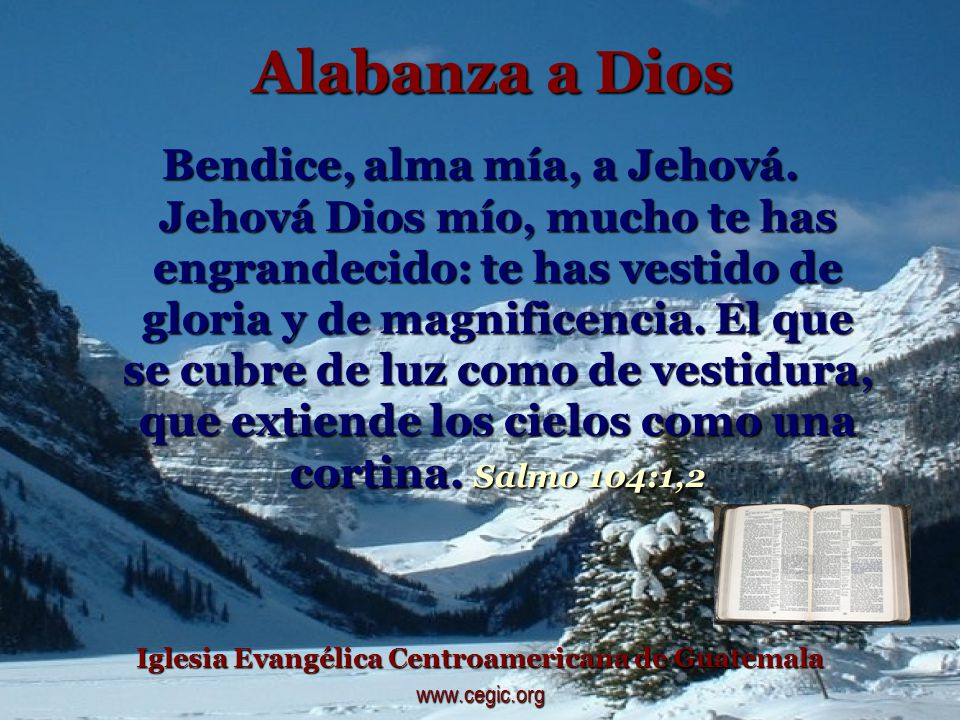 Celebremos con Alegría Venid, aclamemos alegremente a Jehová; cantemos con júbilo a la roca de nuestra salvación.
