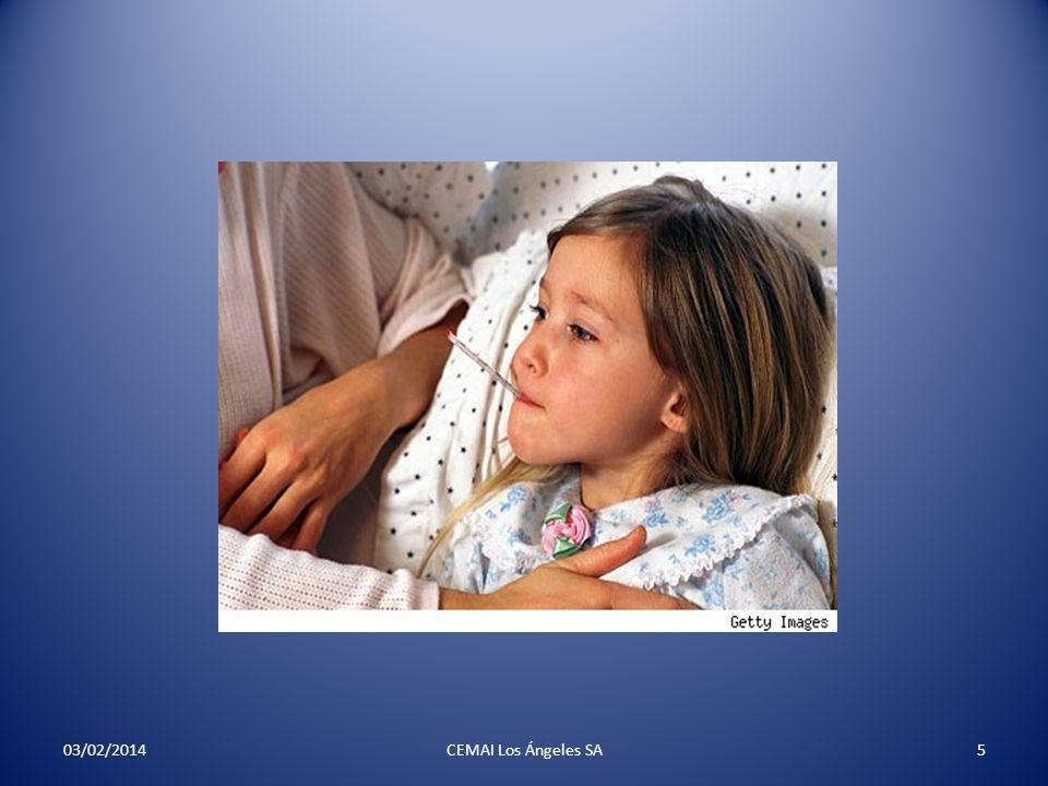 Fiebre (2) 20% consultas urgencias.26% consultas privadas.
