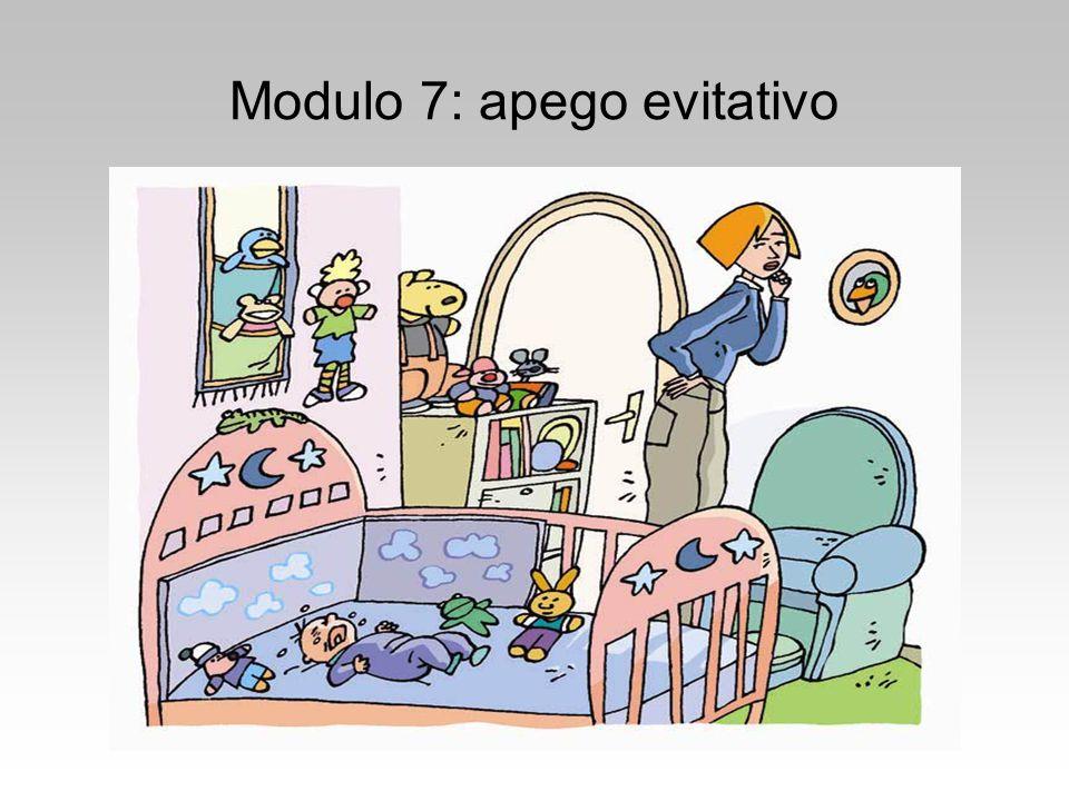 Modulo 7: apego rechazador