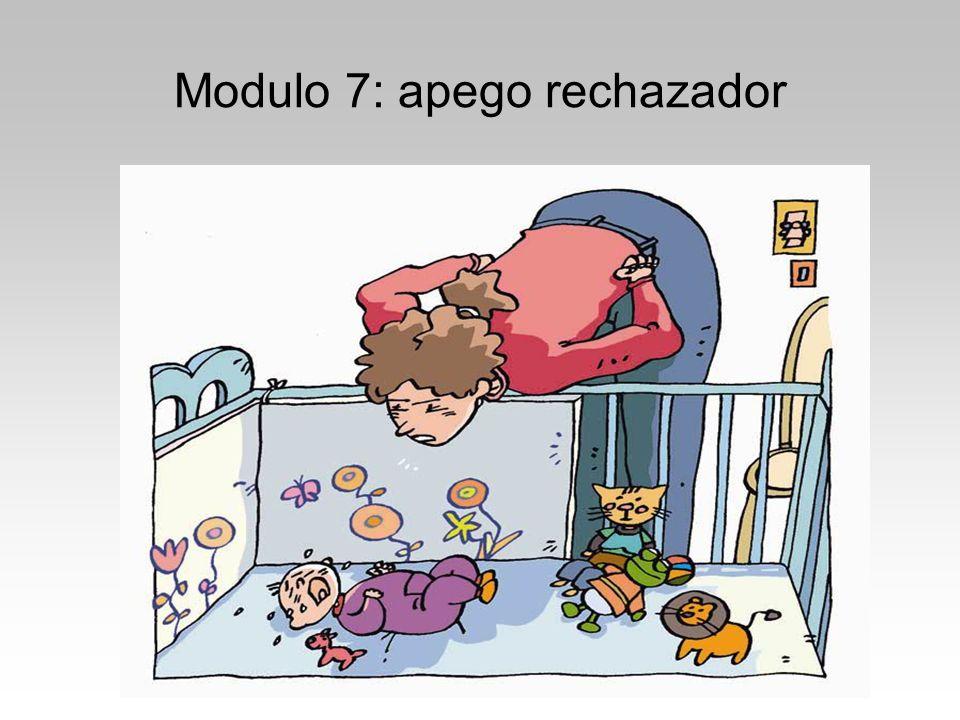 Modulo 7: apego ansioso