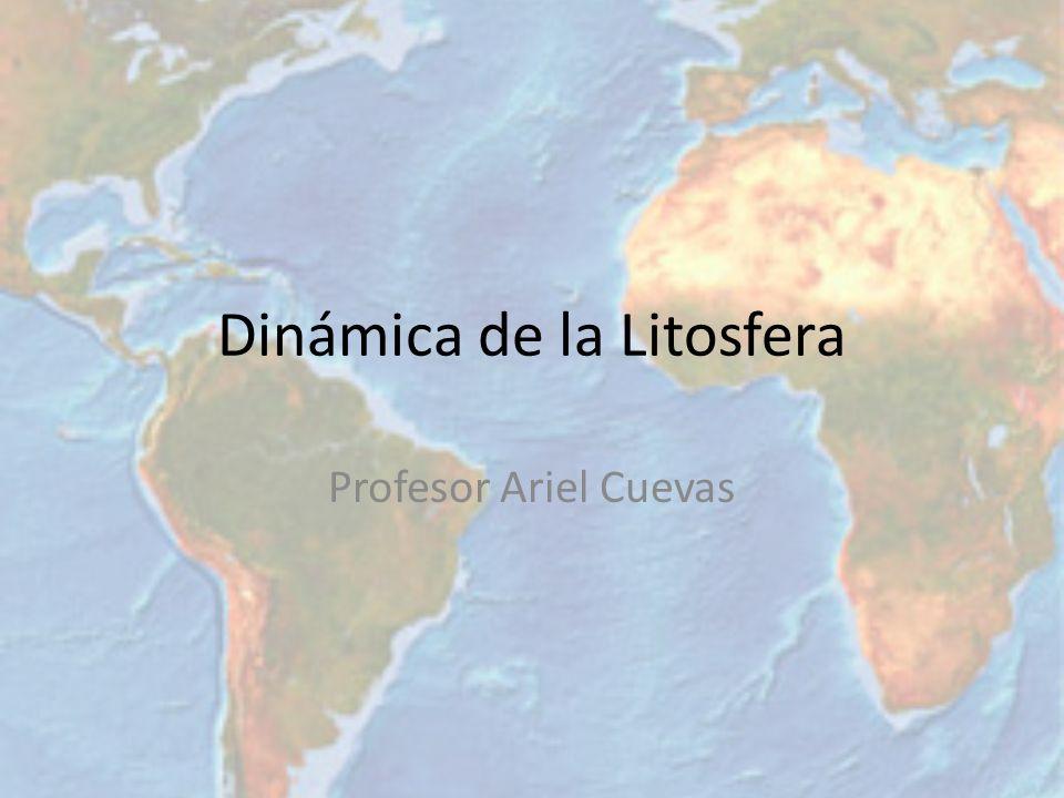 La litosfera es la capa superficial de la Tierra sólida, caracterizada por su rigidez.