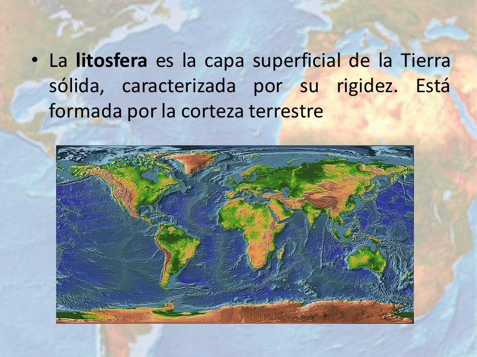 Relieve y accidentes geográficos En la corteza oceánica y la corteza continental existen diferentes formas de relieve.