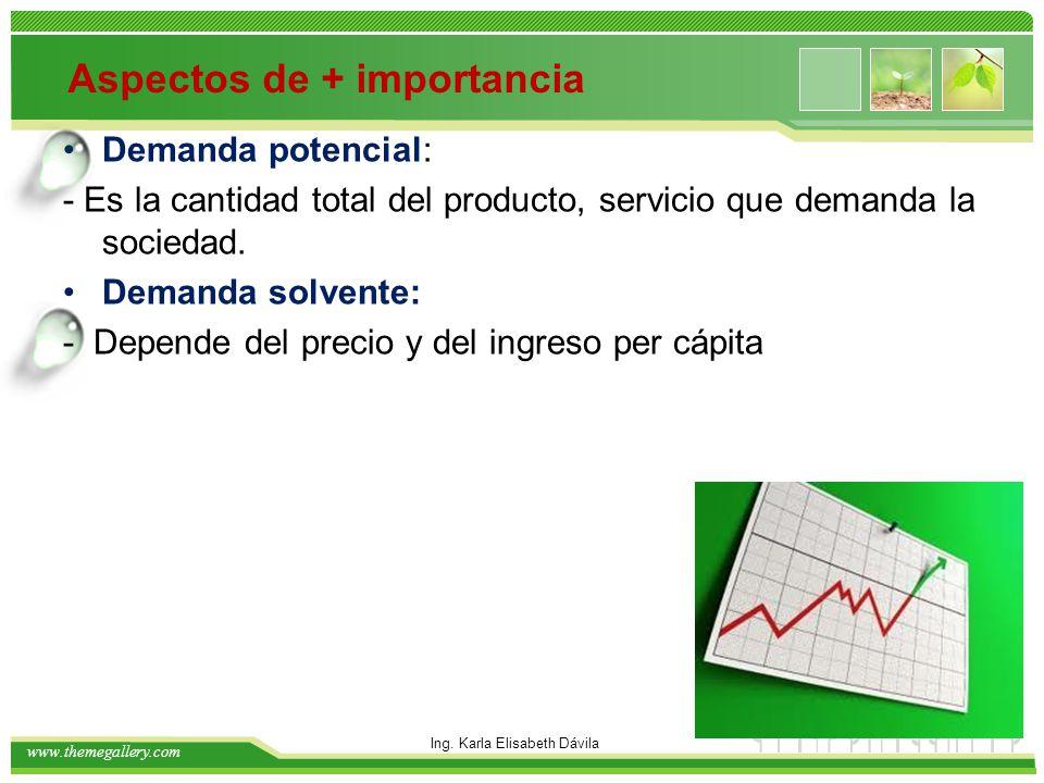 www.themegallery.com Volumen de Ventas: -Es la cantidad vendida de un determinado producto o servicio.