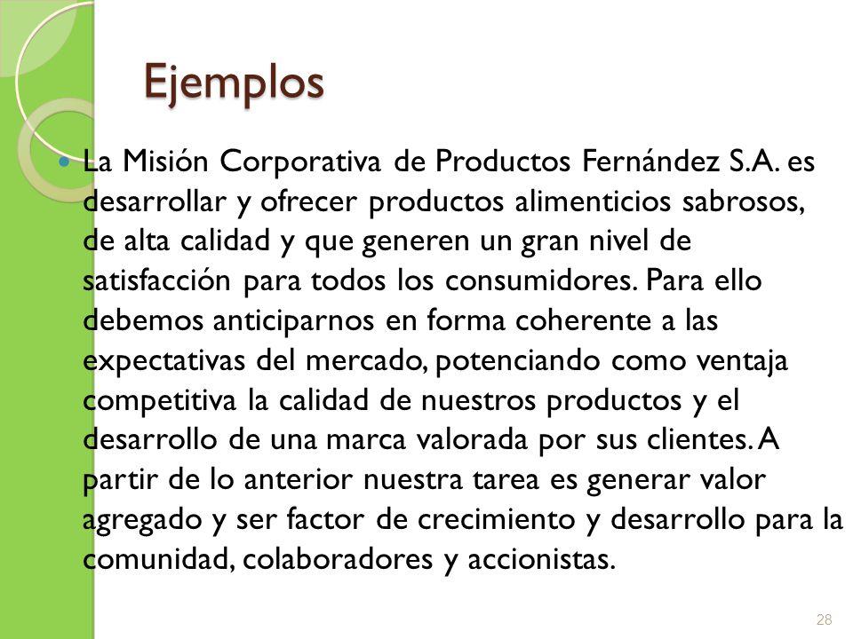 Garmendia Nuestra MISION Proporcionamos soluciones integrales en EPP, en alianza con nuestros proveedores, con un profundo conocimiento de nuestros clientes, tanto a nivel nacional como latinoamericano, de manera rentable y competitiva mediante una estructura organizacional y un clima laboral que permita alcanzar nuestros objetivos.