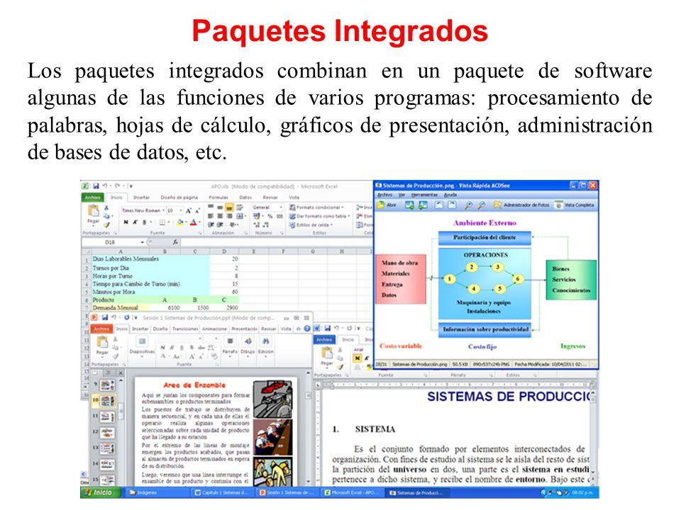 Sistemas Operativos Es un sistema integrado de programas que supervisa la operación de la CPU, controla las funciones de almacenamiento, entrada / salida del sistema computacional y proporciona diversos servicios de soporte.