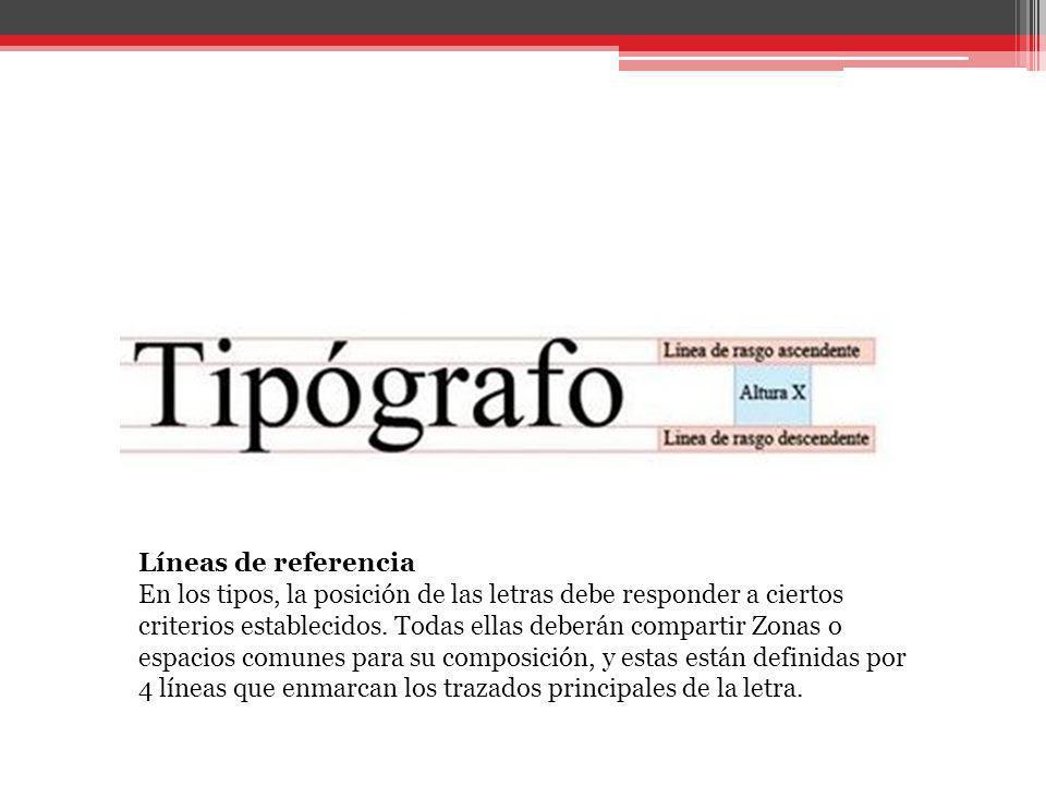 Clasificación General Divide las familias tipográficas en los siguientes grupos: Romanas, Palo Seco, Rotuladas y Decorativas.