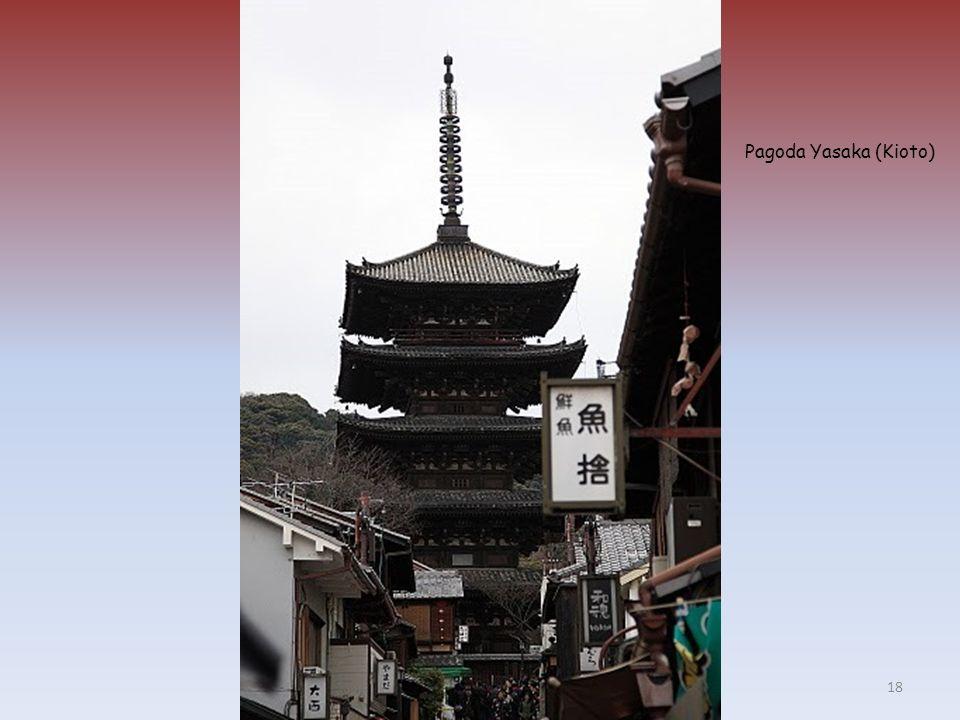 Pagoda Yasaka (Kioto) 18