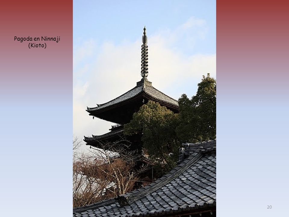 Pagoda en Ninnaji (Kioto) 20