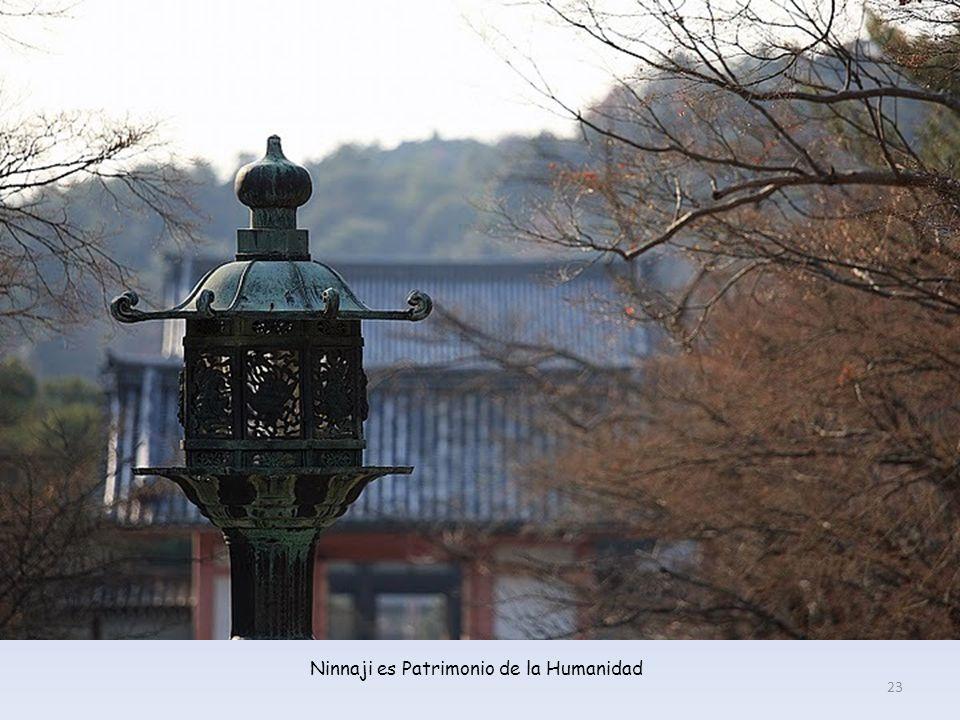 Ninnaji es Patrimonio de la Humanidad 23