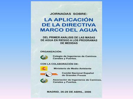 4th WORLD WATER FORUM MINISTERIAL DECLARATION. MEXICO. MARZO 2006. 2. REAFFIRM OUR COMMITMENT TO ACHIEVE THE INTERNATIONALLY AGREED GOALS ON INTEGRATED.