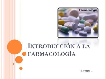CLASIFICACION DE LOS FARMACOS - ppt video online descargar