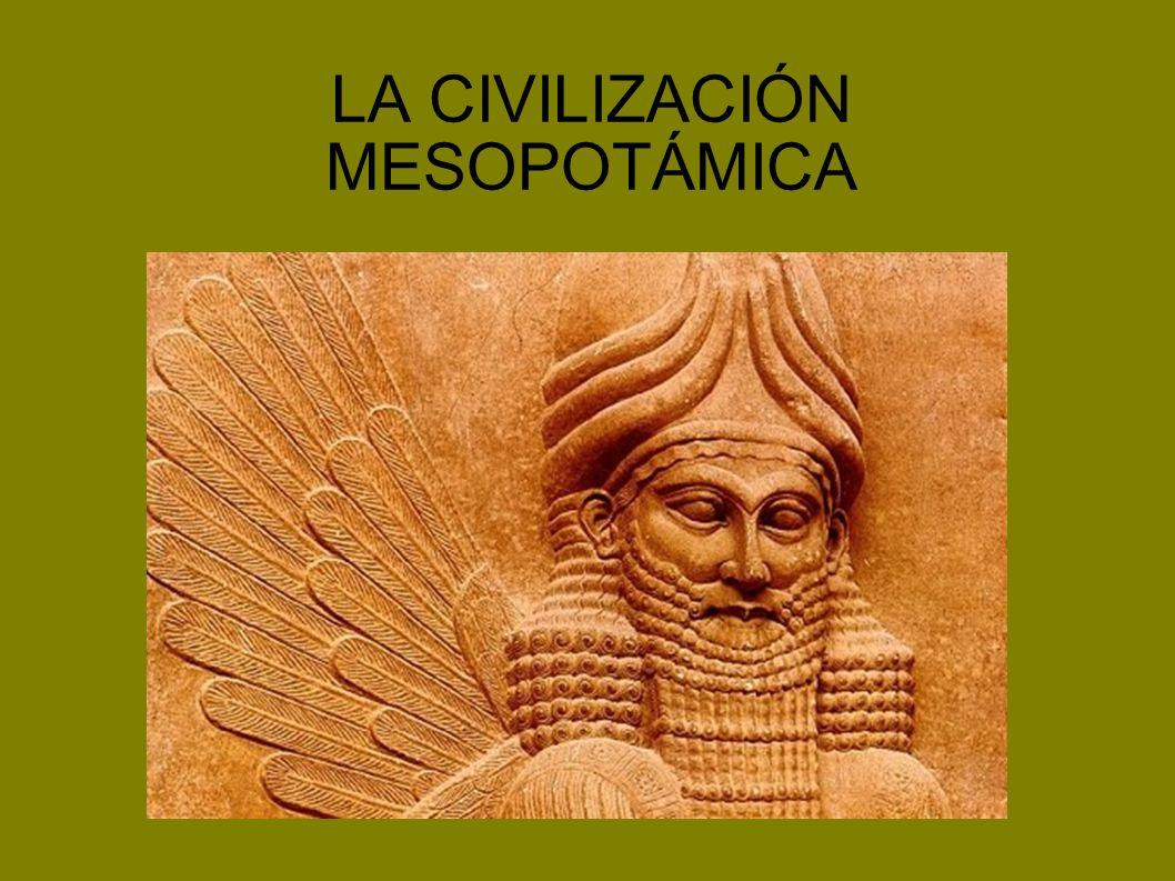 El tiempo, el espacio y la población.Mesopotamia: nombre griego=tierra entre ríos.