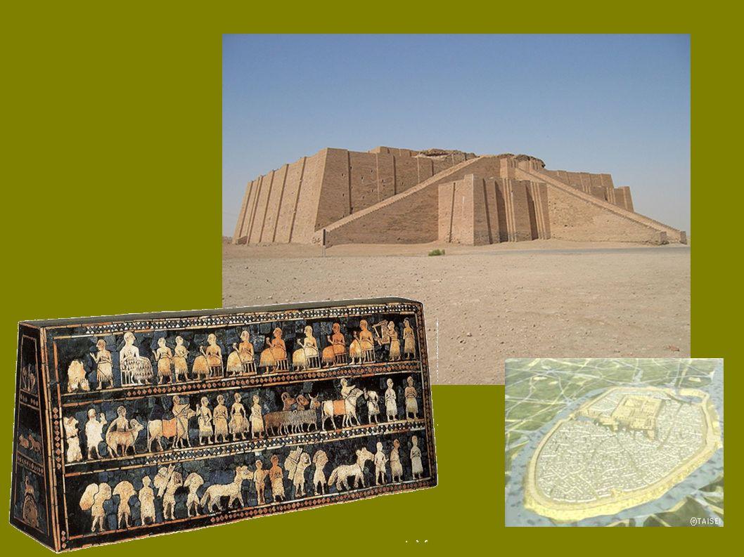 ACADIOS 2330 a.C – 2130 a.C Procedían de Akad, territorio al noroeste de Sumer, en el centro de Mesopotamia.