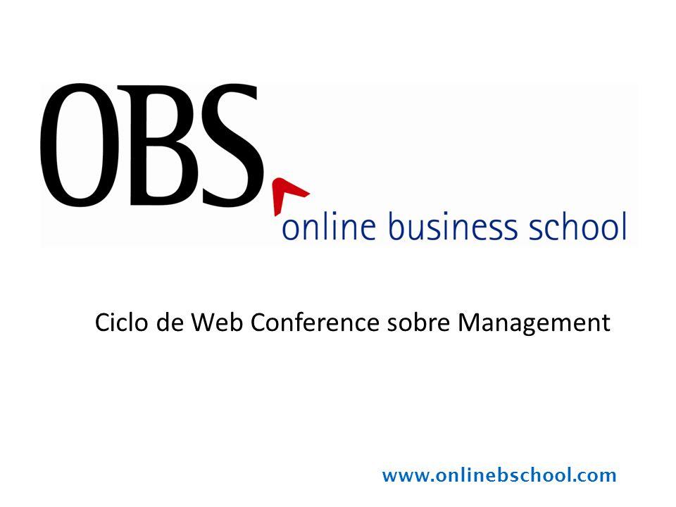 Online Business School 2 Realidad Aumentada aplicada al Marketing Juan Miguel Gómez Berbís, PhD Web Conference